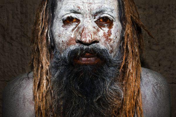 Aghori Sadhus Portraiture