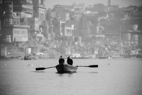Boating for two